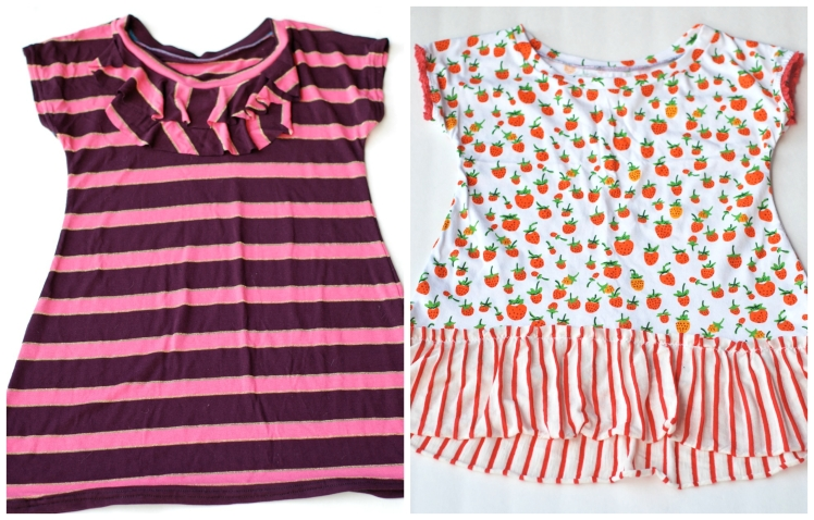 ruffles stripes Collage